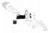 "6104009 REMOTE FOR E Control Cargo Floor CF8 Remote Control CF300 & CF500 REMOTE For ""E"" System 10.5m Cable (Wander lead)"