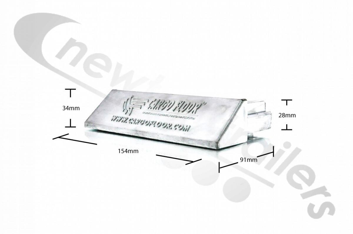 5164010 1 Box 16 Cargo Floor Plank End